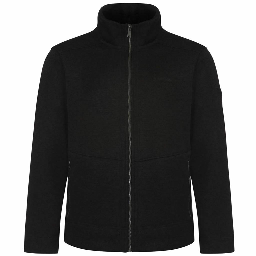 REGATTA BRAIZER MENS FULL ZIP KNIT JACKET FLEECE NOW 75/% OFF RRP