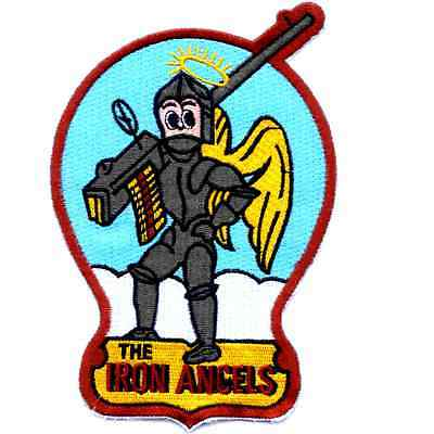 VF-144 Patch The Iron Angels