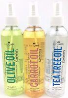 Pick1 Black Queen Carrot Olive Tea Tree Oil Sheen Spray 8 Oz Alcohol Free