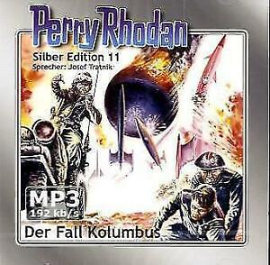 Perry-Rhodan-Silber-Edition-11-Der-Fall-Kolumbus-2-MP3-CDs-remastered