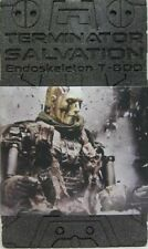 Used Hot Toys Movie Masterpiece Terminator 4 Salvation T-600 1/6 Scale