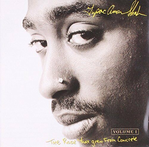 1 of 1 - 2Pac - The Rose That Grew from Concrete Volume 1 - 2Pac CD V7VG The Cheap Fast