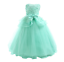 Kids-Flower-Girl-Bow-Princess-Dress-for-Girls-Party-Wedding-Bridesmaid-Gown-ZG9 thumbnail 30