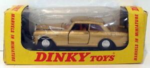 Vintage-Dinky-127-Rolls-Royce-Silver-Cloud-III-Gold