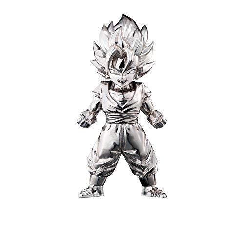 Dragon Ball Absolute Absolute Absolute Chogokin Ss Vegetto Charakter Minifiguren Statue Spielzeug  | Ausgewählte Materialien  58c2a0