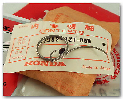 Genuine Honda 17932-S2A-A01 Throttle Wire Stay