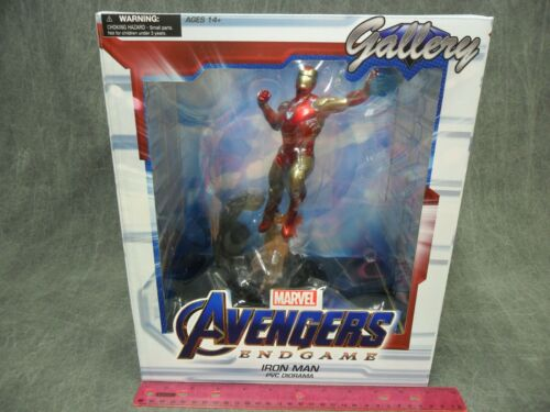 Avengers Infinity War Iron Man statue Marvel Galerie 2019 Diamond Select Nouveau