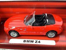 BMW Z4 1:43 Scale Die-Cast Toy Car Model - red