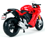 MAISTO 1:18 DUCATI Supersport S MOTORCYCLE BIKE DIECAST MODEL TOY NEW IN BOX