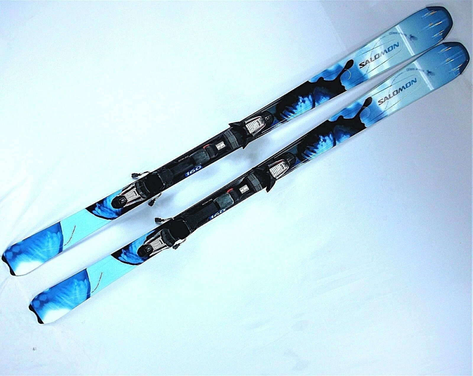 Salomon Siam 400 All-Mountain Womens Ski w New Marker Bindings