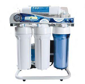 Osmose-Inverse-500-GPD-directflow-Osmose-Inverse-installation-Eau-Potable-Filtres-premonte