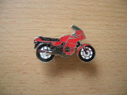 0208 Pin Anstecker BMW R 80 100 RS rot Motorrad Art