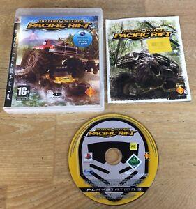 MOTORSTORM-PACIFIC-RIFT-PS3-Playstation-3-Spedizione-gratuita-nel-Regno-Unito