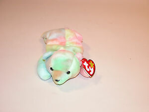 SAMMY TY BEANIE BABY NEW CONDITION SWING TAG 6/23/1998 CHINA