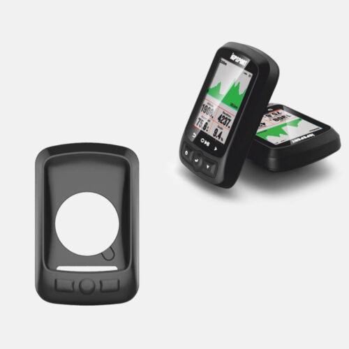 Coque noire iGS620BHN Pack Compteur de vélo GPS Connecté