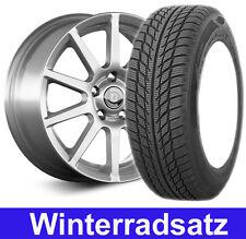 """16"""" Diewe ABE Winterräder Winterreifen 205 für Skoda Yeti Typ 5L"""