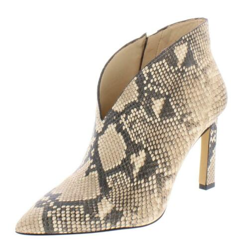 BHFO 9140 Vince Camuto Womens Sestrind Taupe Booties Shoes 9 Medium B,M