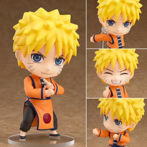 Anime Nendoroid Figure Jouets Naruto Uzumaki Naruto Figurine 10cm