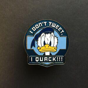 Donald-Duck-I-don-t-Tweet-I-quack-Disney-Pin-101185
