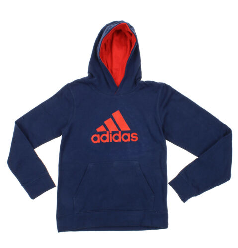 Adidas Youth Game Ready Pullover Fleece Hoodie Color Options