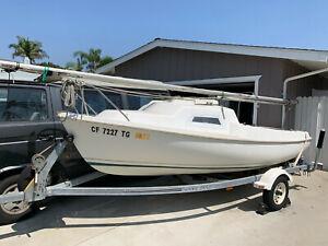 1979 Capital Yachts Neptune 16' Trailer Long Beach, CA | No Fees & No Reserve