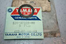 nos yamaha snowmobile rear suspension wheel washer gpx sr gp 338 433 643