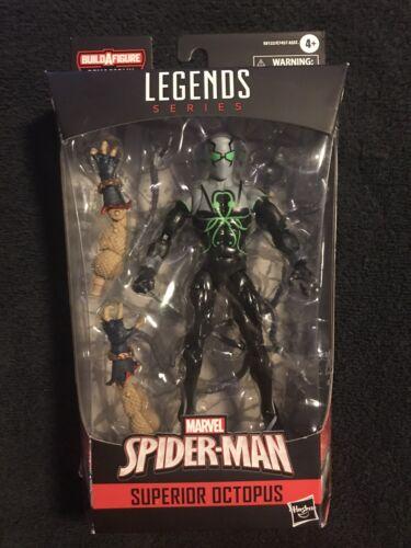 Marvel Legends Hasbro Demogoblin BAF Series Spider-Man Doctor Superior Octopus