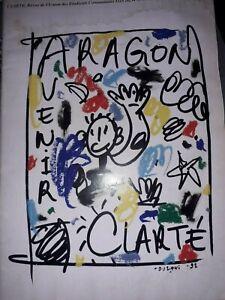 Revue-034-Clarte-034-de-l-Union-des-etudiants-communistes-Aragon-1992-Hors-Serie