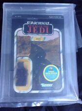 Ukg 75 Afa Graded 48 Bk C Star Wars Rotj Jawa Kenner Toy Figure