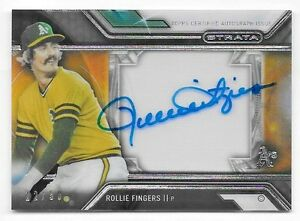 2016-Topps-Strata-Black-RF-Rollie-Fingers-On-Card-Autograph-12-50