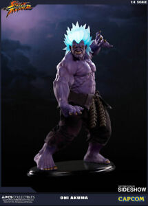 Street-Fighter-Oni-Akuma-1-4-Scale-statue-Pop-Culture-Shock-PCS-Sideshow