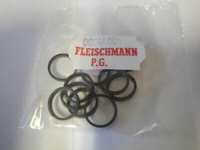 Fleischmann HO Ersatzteil 544001 Haftreifen 10 Stück NEU OVP