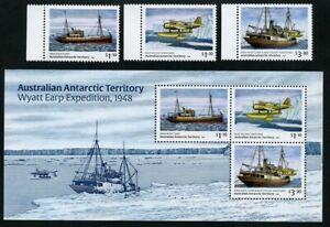 AAT-australiano-Antartide-2020-Wyatt-Earp-Expedition-navi-acqua-AEREO-MNH