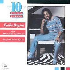 PEABO BRYSON - 10 Best (Greatest Hits/Best of) R&B CD