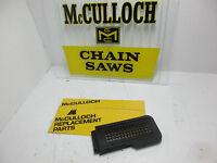 Mcculloch 610 650 655 Chainsaw Short Brake Flag