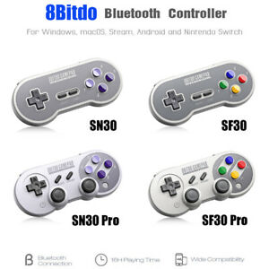 8Bitdo-SN30-Pro-SF30-Pro-Bluetooth-Controller-Gamepad-w-Joystick-for-Android-PC