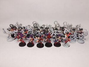 36 Elyars noirs Wyches Warhammer 40 000 40k I