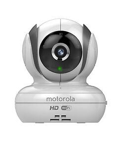 motorola blink 83 baby monitor wi fi video home cctv camera view on phone tablet ebay. Black Bedroom Furniture Sets. Home Design Ideas
