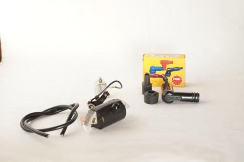 5 x Kreidler Zündung Kondensator mit Schraube