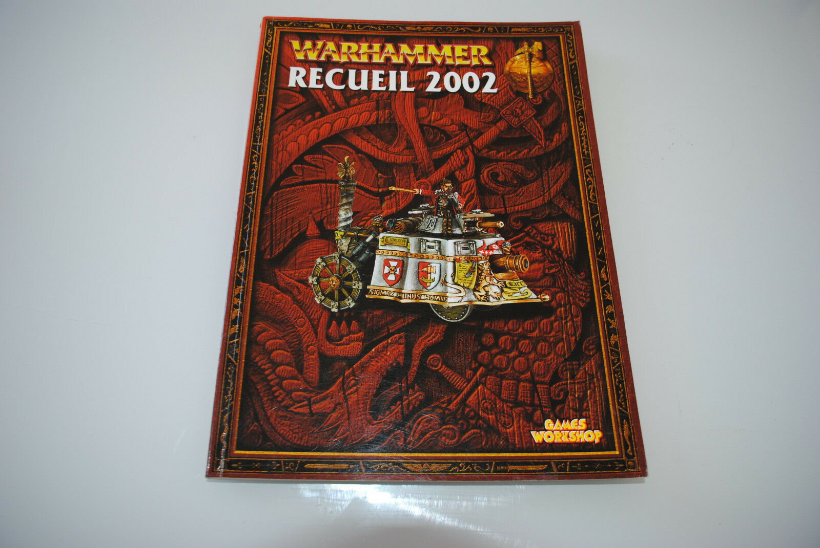 Livre WARHAMMER RECUEIL 2002 (Version Française   Games Workshop)