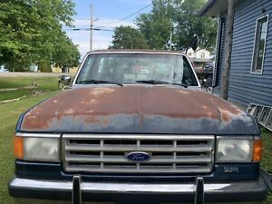 1987 Ford F 150