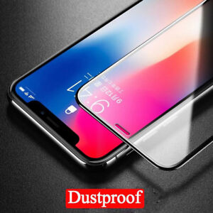 FULL-COVER-100-Genuine-Tempered-Glass-Film-Screen-Protector-for-Apple-iPhone-X