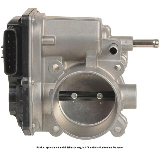 Fuel Injection Throttle Body Cardone 6E-8017
