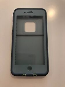 best loved 3b2a8 742c9 Details about LifeProof Fré iPhone 7 & 8 Plus Case, Grey and Green