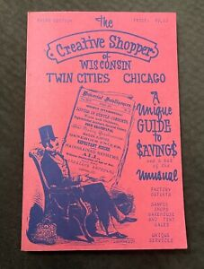 The Creative Shopper of Wisconsin: A Unique Guide to Savings (Paperback, 1980)