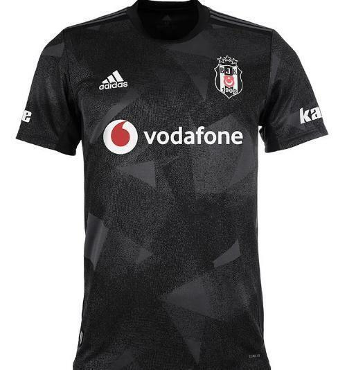 Beşiktaş Adidas 201920 Away Match Jersey Official Licensed