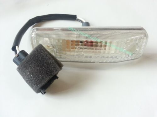 Genuine Side Repeater Lamp-LH/&RH:2p White for MUSSO//SPORTS ~ 05 #8340105301+