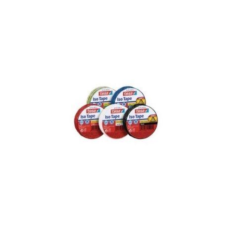 Coroplast, 302 Elektro-esparadrapo (6 trozo), * remanentes *, 10m Lang, 15mm ancha