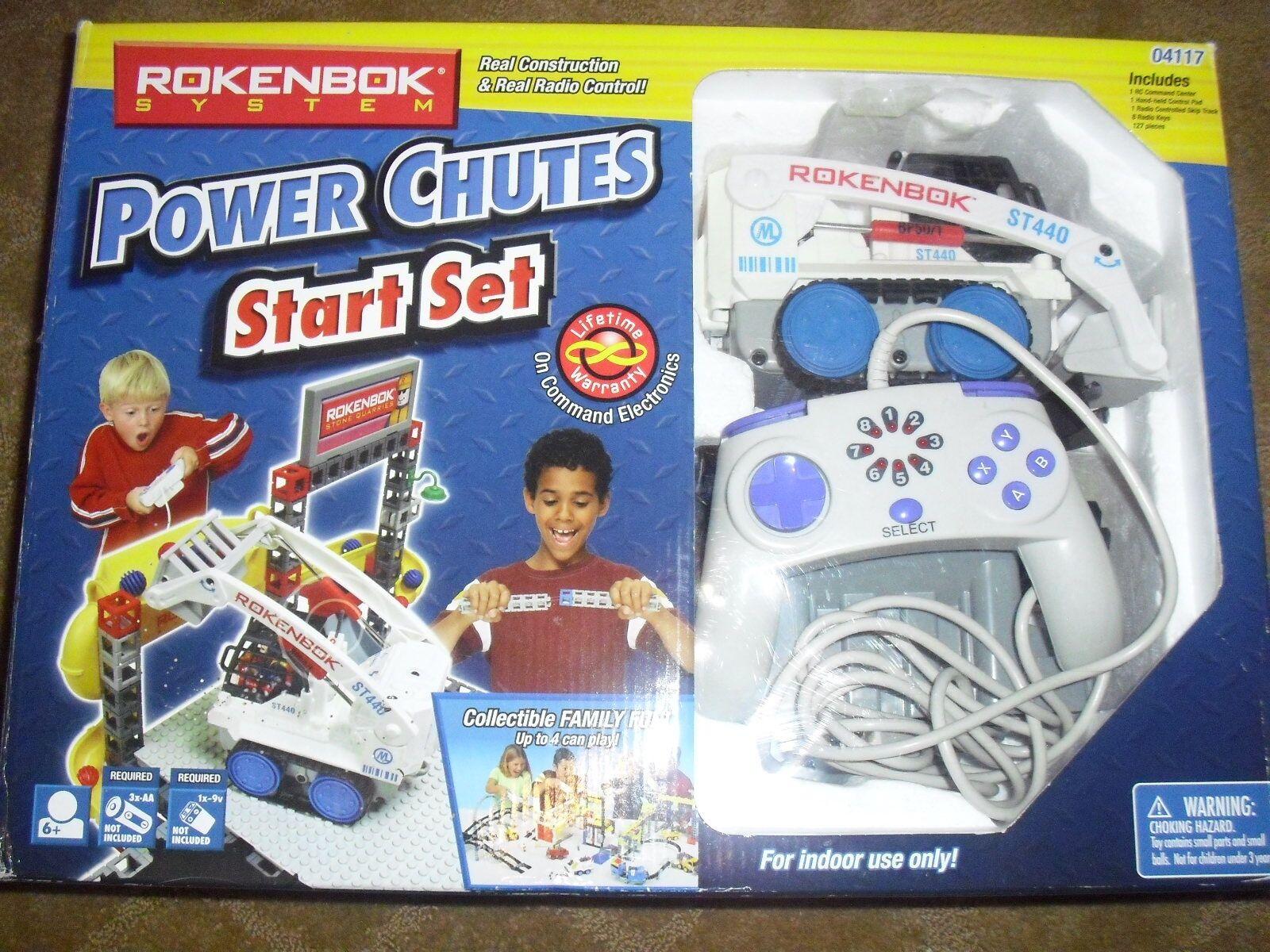 Rokenbok Power Power Power Chutes Start Set 04117 82ec0f