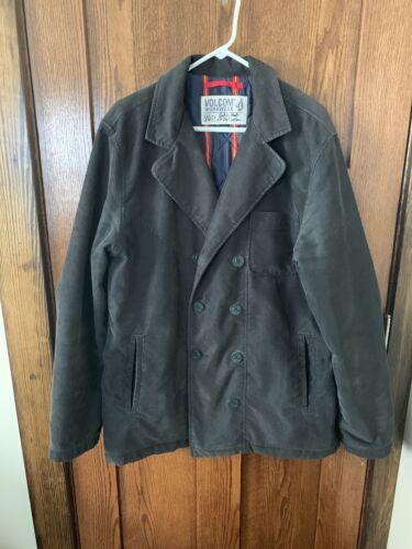 Volcom Workwear Men's Corduroy Jacket XL